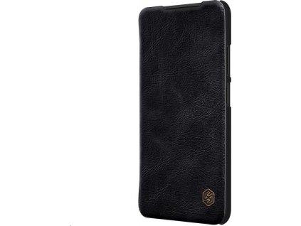 Nillkin Qin Book Pouzdro pro Xiaomi Redmi Note 10 4G/10s, Black - černé