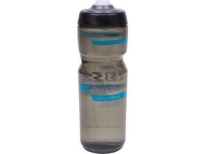 Zefal Sense Pro 80 - kouřová černá/cyan modrá/šedá