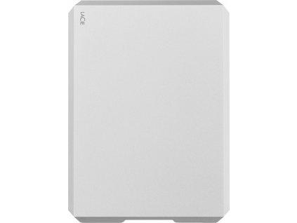 LaCie Mobile Drive USB-C 1TB, Moon Silver