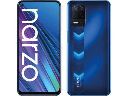 Realme Narzo 30 5G DualSIM 4+128GB, Racing Blue