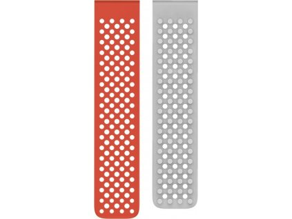 Amazfit Strap Fluoroelastomer Series Air Edition Horizon Orange 20mm