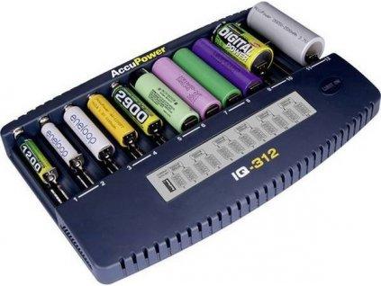 AccuPower IQ312