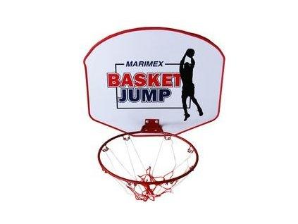 MARIMEX Koš basketbalový k trampolínám Marimex (19000056)
