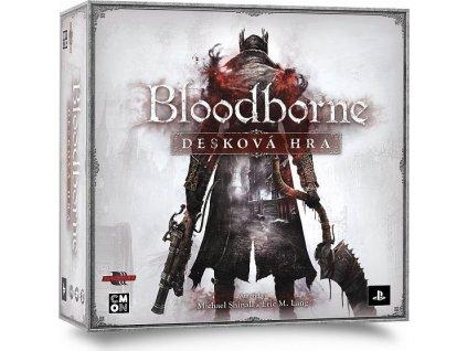 Bloodborne: Desková hra