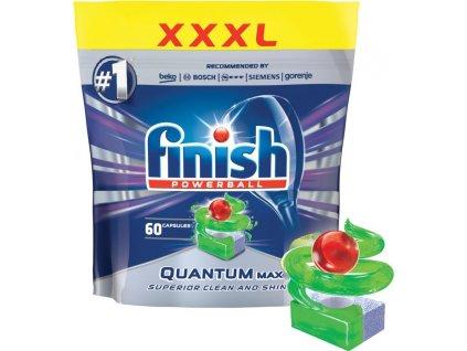 Finish Quantum Max Apple&Lime 60 ks