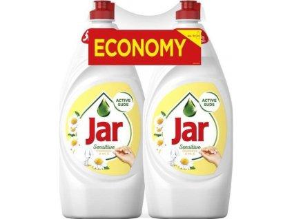 Jar DUO Sensitive Chamomile a Vitamín E 2x900ml
