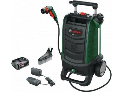 Bosch Fontus 18V Aku venkovní čistič