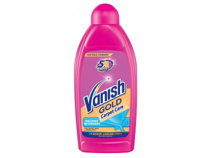 Vanish Gold Šampon na strojní čištění koberců 500 ml