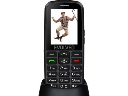 EVOLVEO EasyPhone EG černý