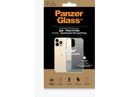 PanzerGlass™ ClearCase™ Apple iPhone 13 Pro Max (0314)