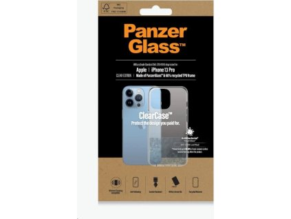 PanzerGlass™ ClearCase™ Apple iPhone 13 Pro (0322)