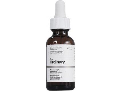 The Ordinary Resveratrol 3% + Ferulic Acid 3% sérum 30 ml