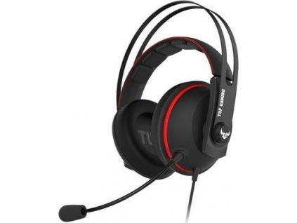 ASUS sluchátka TUF Gaming H7 Core - Red