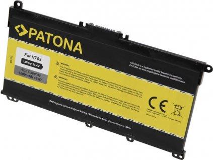 Patona PT2855 - HP Pavilion 14/15 3600mAh Li-Pol 11,4V HT03XL