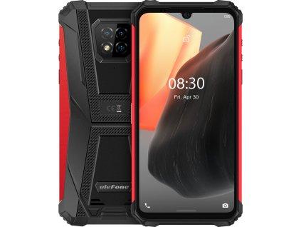 UleFone Armor 8 PRO 8+128GB Red