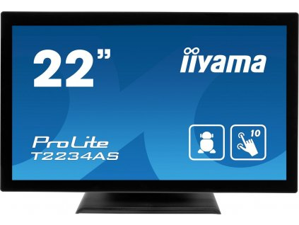 "iiyama T2234AS-B1 21,5"""