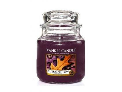 Yankee Candle Autumn Glow vonná svíčka 411 g