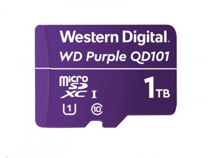 WD Purple microSDXC 1TB