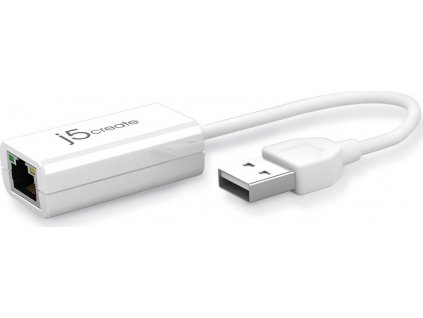 j5create JUE125 USB 2.0 Ethernet Adapter