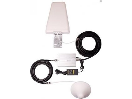 TESLA GSM-LTE, zesilovač/opakovač GSM signálu (900/1800 MHz), sada