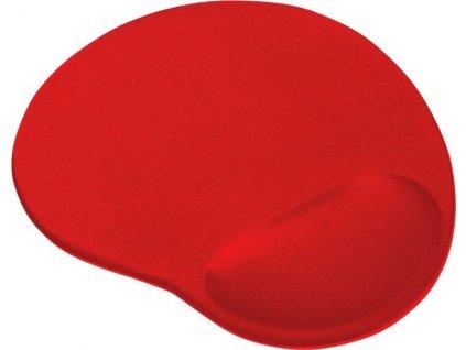 Trust BigFoot Mouse Pad, červená