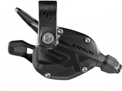 SRAM SX Eagle trigger - řazení 12 rychl. + objímka, černá