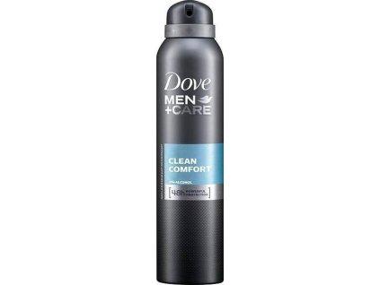 Dove Men+ Care Clean Comfort 48h Deospray 150ml