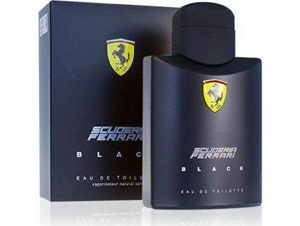 Ferrari Scuderia Ferrari Black EdT 125ml