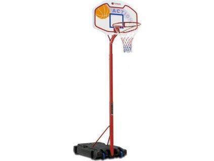 Garlando koš basketbalový DETROIT se stojanem, výška 210-260cm