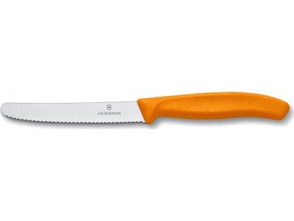 VICTORINOX  nůž na rajčata oranžový