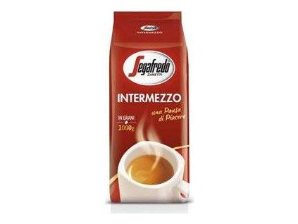Segafredo Intermezzo 1 Kg zrnková káva