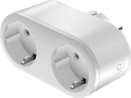 ColorWay chytrá Wi-Fi duální zásuvka CW-SP2B-PTM