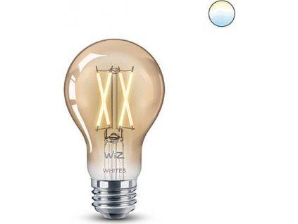 WiZ Wifi chytrá žárovka filament A60 E27 WZE21026011-A