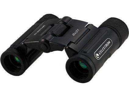 Celestron UpClose G2 8x21 Roof Binocular (71230) (28242300)