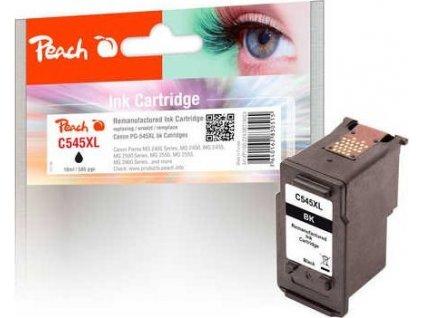 Peach C545XL černá kompatibilní s Canon PG-545XL