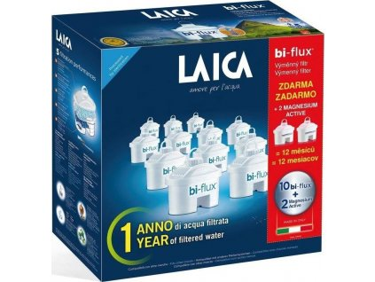 Laica F12SES0 Set Bi-flux filtr 10ks + 2ks Magnesiumactive