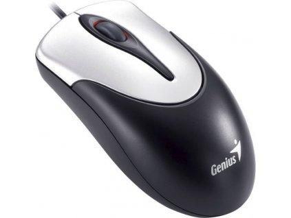 Genius NetScroll 100, stříbrná