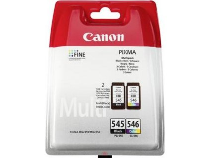 Canon PG-545 + CL-546, Multi-Pack