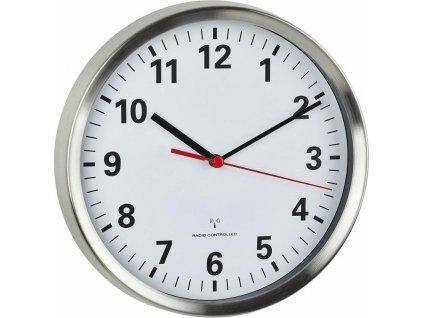 TFA nástěnné DCF hodiny 60.3529.02 s tichým chodem