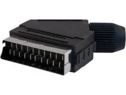 Konektor SCART M, rozebíratelný