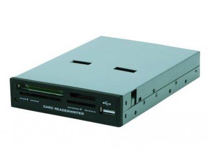 Náhradní přední panel pro čtečku i-TEC USB 2.0 All-in-One, USB, interní, black