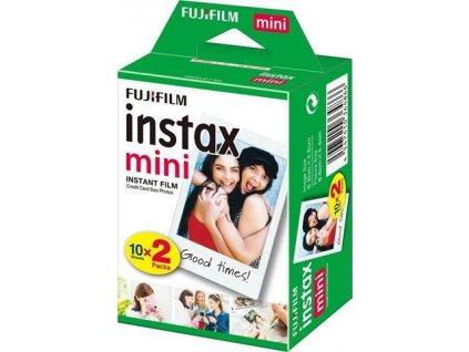 Fujifilm Instax mini glossy film 20 fotografiÍ