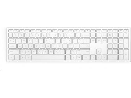 HP Pavilion 600 Bezdrátová klávesnice - bílá