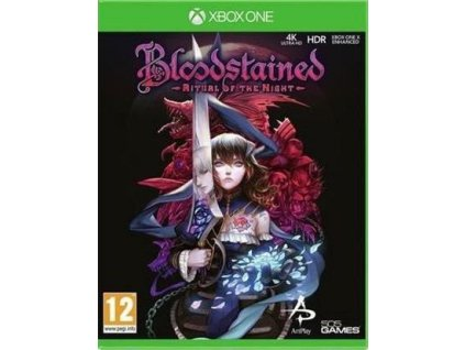 Xbox One - Bloodstained: Ritual of the Night