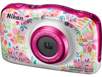 Nikon COOLPIX W150 Flower + batoh (VQA113K001)