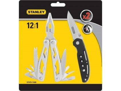 STANLEY Multitool 12 v 1 včetně nože