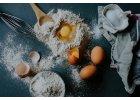 Suroviny na vaření a pečení