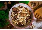Ořechy, semena, sušené ovoce