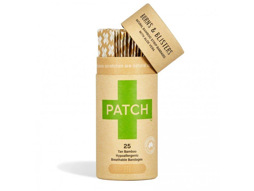 10166 patch strips aloe vera tube 2