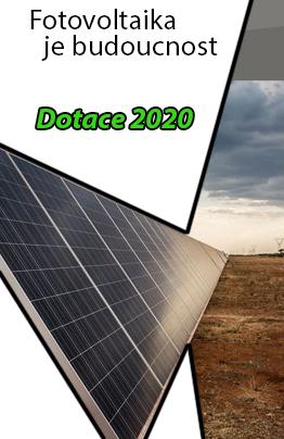 Dotace 2020
